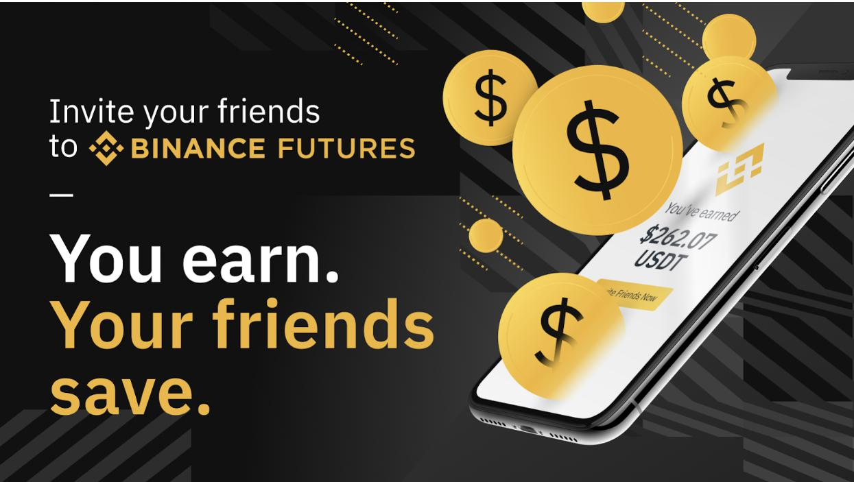 Binance Futures Referral Program